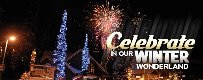 Celebrate in Our Winter Wonderland