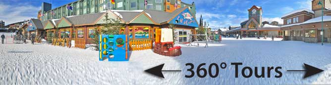 Big White 360 degree tours